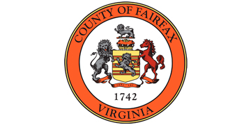 Logo for Fairfax County Government