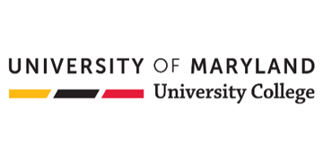 Logo for University of Maryland University College