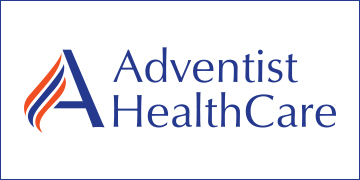 Logo for Adventist HealthCare
